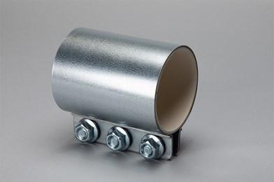 76.2mm Coupling & Neoprene Gasket