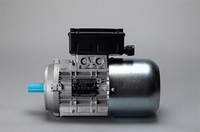 Single Phase Flanged Motor - 0.37kw