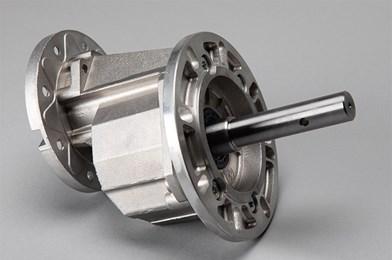Gearbox for Auger Power Unit - 296rpm