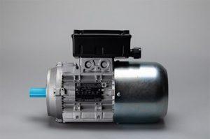 Single Phase Flanged Motor - 0.75kw