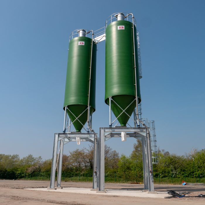 Gantry Silo - Bespoke Solution