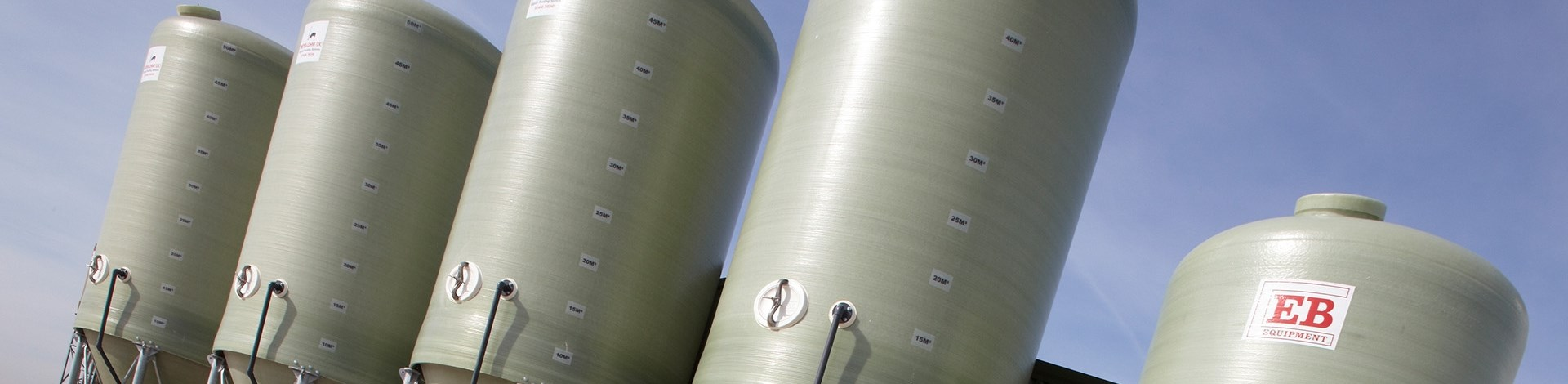conical tanks