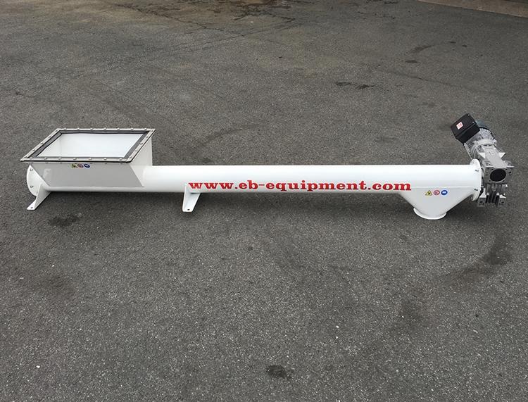 Shafted Screw Conveyor - Dynamite Baits