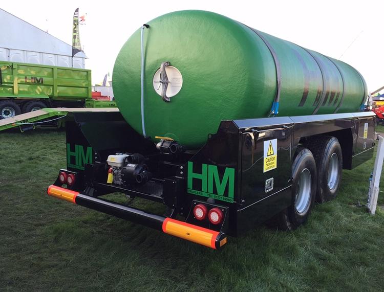 Water Bowser Transit Tank