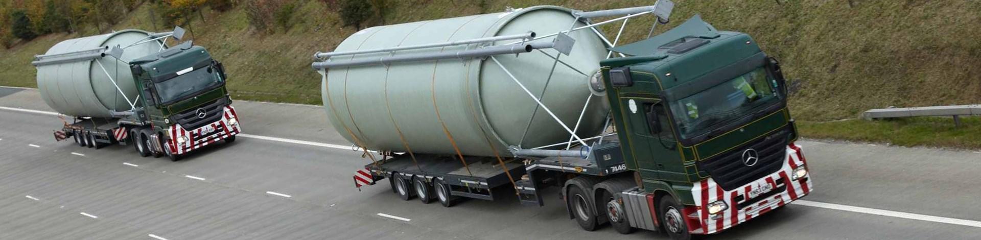 silo delivery